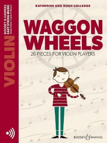 Waggon Wheels: Violin Part Only & Cd