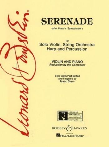 Serenade After Platos Symposium: Violin & Piano (Boosey & Hawkes)