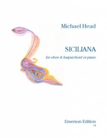 Siciliana: Oboe & Piano