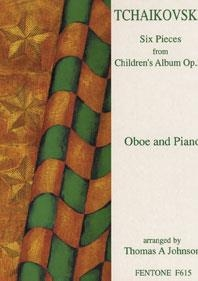 Six Pieces From 'The Childrens Album': Piano