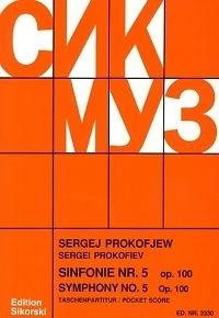 Symphony No.5 Study Score (B&H)
