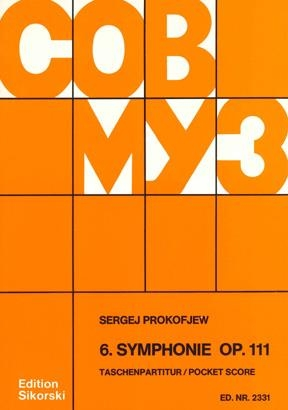 Symphony No.6 Study Score (B&H)
