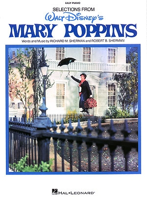 Mary Poppins Selection: Piano Vocal Guitar: Easy Piano