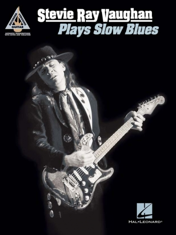 Stevie Ray Vaughan Plays Slow Blues - Guitar Recorded Versions