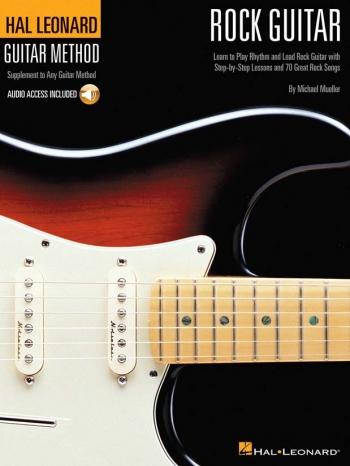Hal Leonard Guitar Method: Rock Guitar (Book/Online Audio)