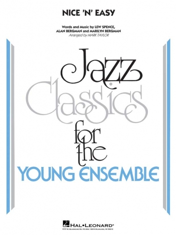Young Jazz Classics: Nice 'n' Easy: Jazz Ensemble Score & Parts