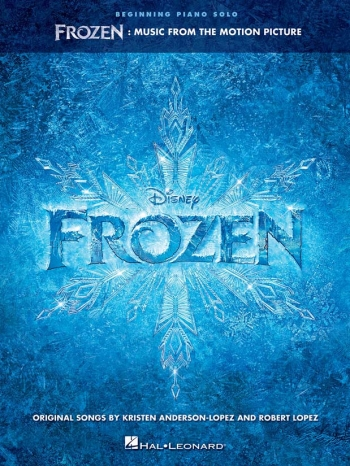 Frozen: Music From The Motion Picture Soundtrack: Beginning Piano Solo