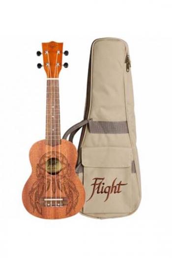 Flight: NUS350DC Dreamcatcher Soprano Ukulele With Bag