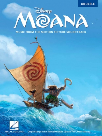 Moana: Music From The Motion Picture Soundtrack For Ukulele