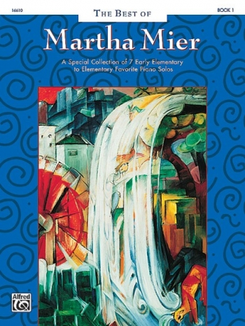 Best Of Martha Mier: Book 1: Piano Solo (Alfred)