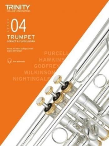 Trinity College London Trumpet, Cornet & Flugelhorn Exam Pieces 2019-2022 Grade 4
