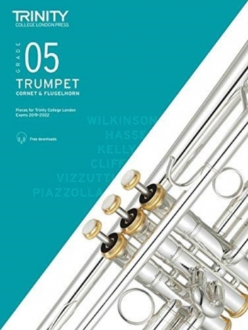 Trinity College London Trumpet, Cornet & Flugelhorn Exam Pieces 2019-2022 Grade 5