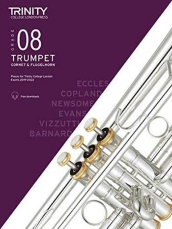 Trinity College London Trumpet, Cornet & Flugelhorn Exam Pieces 2019-2022 Grade 8