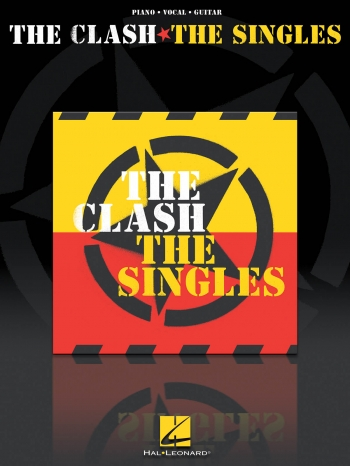 The Clash: The Singles: Piano Vocal Guitar