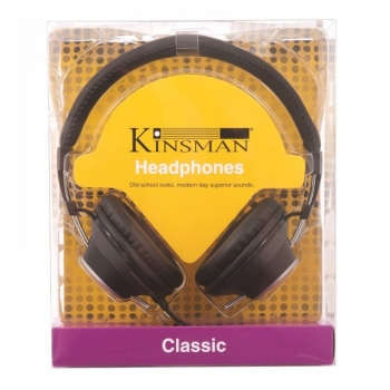 Classic Stereo Headphones - Kinsman