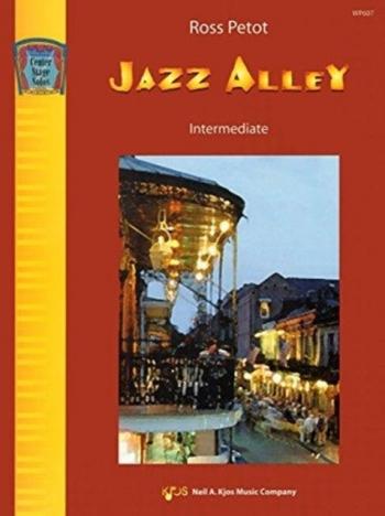 Jazz Alley Intermediate - Piano Solos