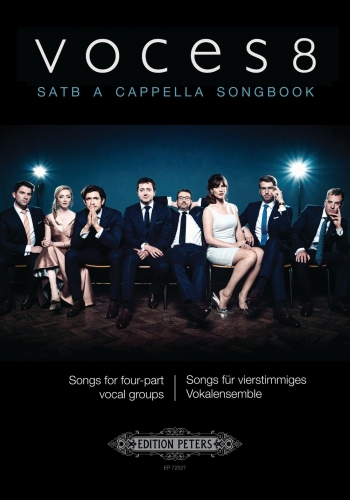 Voces 8 A Cappella Songbook 2: Eight Songs For Eight Part Groups (Peters)