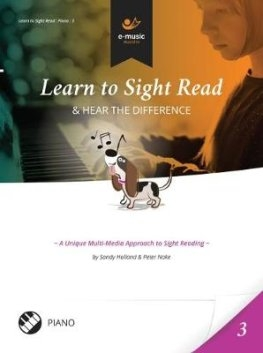 Learn To Sight Read Piano Book 3 (Holland & Noke)