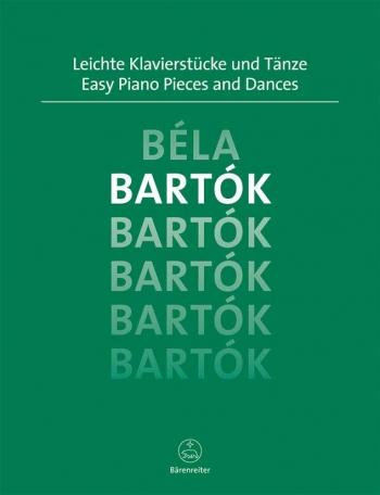 Easy Piano Pieces And Dances (Barenreiter)