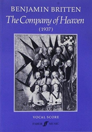 The Company Of Heaven: Mixed Voices Vocal Score (Faber)
