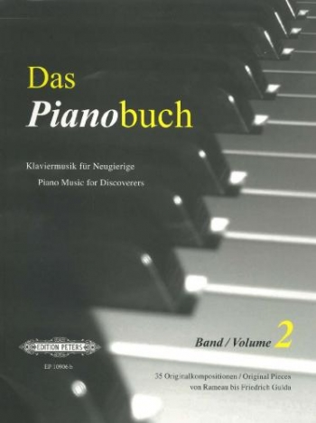 Das Pianobuch Vol.2: Piano Music For Discoverers: Piano