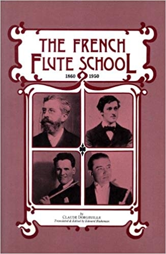 The French Flute School 1860-1950 (Claude Dorgeuille)