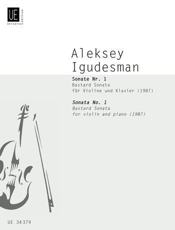 Sonata No 2: Violin & Piano (Universal)