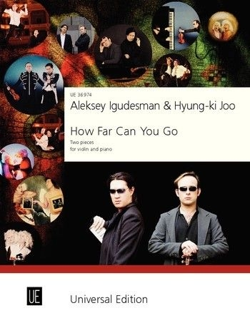 How Far Can You Go For Violin & Piano (Igudesman & Joo)