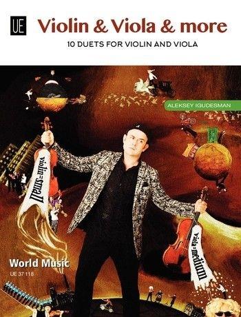 Violin & Viola & More For Violin And Viola (Igudesman)