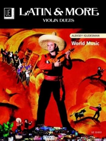 Latin & More Violin Duets: Violin Duet (Igudesman)