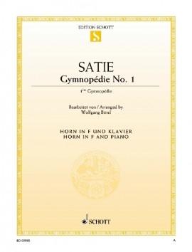 Gymnopedie No 1: French Horn & Piano (Schott)