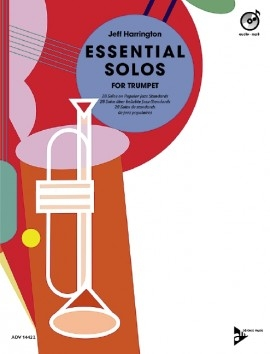 Essential Solos For Trumpet: Book & Cd