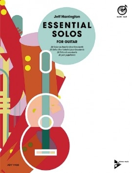 Essential Solos For Guitar: Bk & Cd