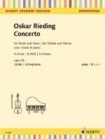 Concerto B Minor Op.35: Violin & Piano (Schott)