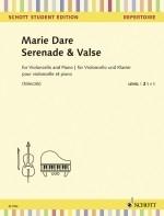 Serenade & Valse: Cello & Piano (Schott)