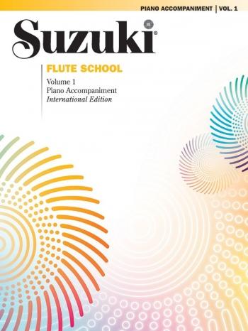 Suzuki Flute School Volume 1:  Piano Accompaniment