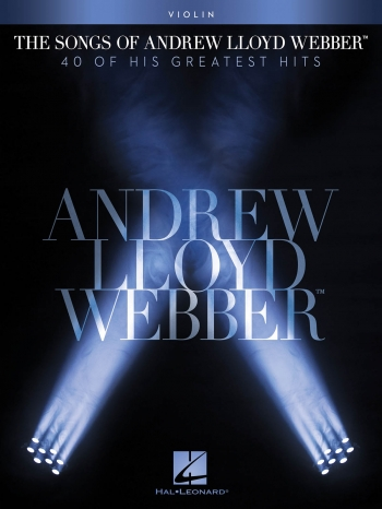 The Songs Of Andrew Lloyd Webber: Violin Solo