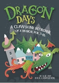 Dragon Days Ages 7-11  Book & Cd (by Gaynor Boddy And Rebecca Kincaid)