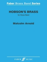 Hobson's Brass (Brass Band/Score & Parts)