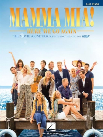 Mamma Mia! Here We Go Again: Easy Piano