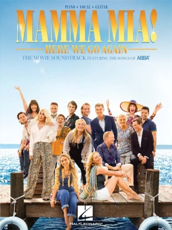 Mamma Mia! Here We Go Again: Piano, Vocal And Guitar