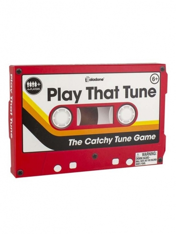 Play That Tune: The Catchy Tune Game: Includes 4 Kazoos
