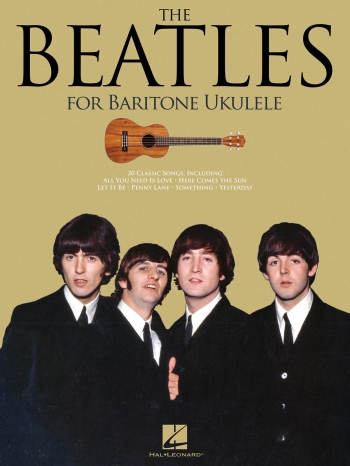 Beatles For Baritone Ukulel; 20 Classic Songs