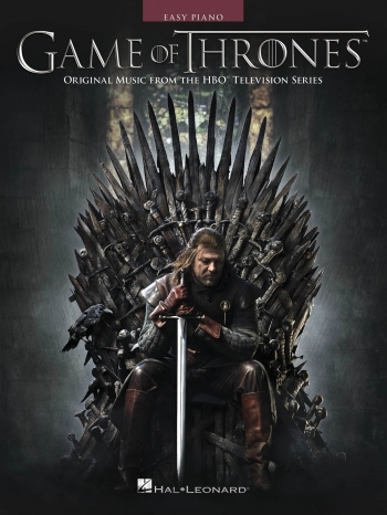Game Of Thrones Original Music From The HBO Television Series Easy Piano (by Ramin Djawadi