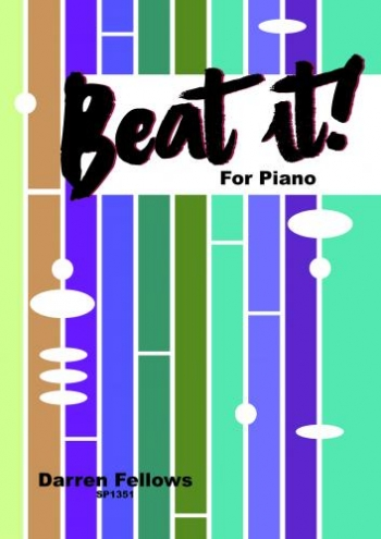 Beat It! For Piano (Fellows)