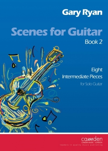 Scenes For Guitar: Book 2: Guitar Solo