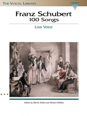 100 Songs For Low Voice & Piano (Hal Leonard)