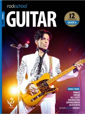Rockschool: Guitar Grade 6 2018+ (Book/Audio)