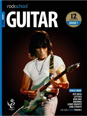 Rockschool: Guitar Grade 7 2018+ (Book/Audio)