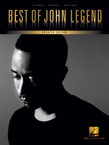 Best Of John Legend Updated Edition: Piano Vocal Guitar
